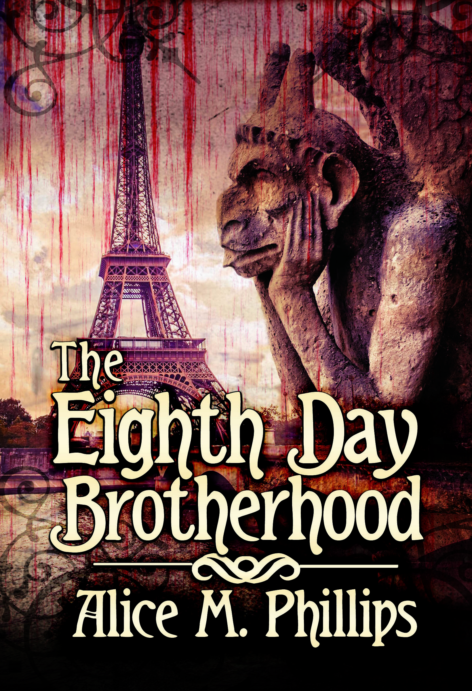The Eighth Day Brotherhood cover image